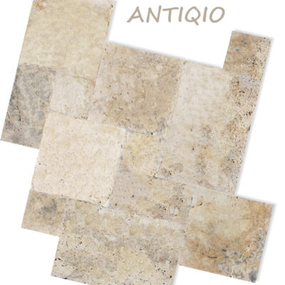 ANTIQUE TRAVERTINE PAVERS
