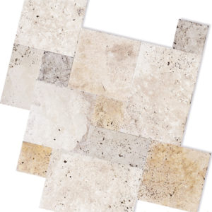 CLASSIC TRAVERTINE FRENCH PATTERN