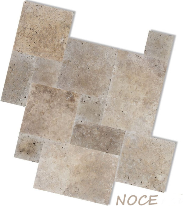 Noce Travertine Pavers