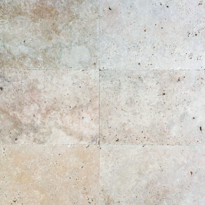 Ivory Travertine Pavers