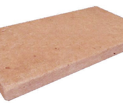 Noce travertine tumbled pool coping pavers