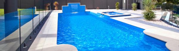 White Travertine Pool Coping Tiles